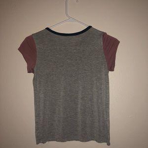 crop top t shirt
